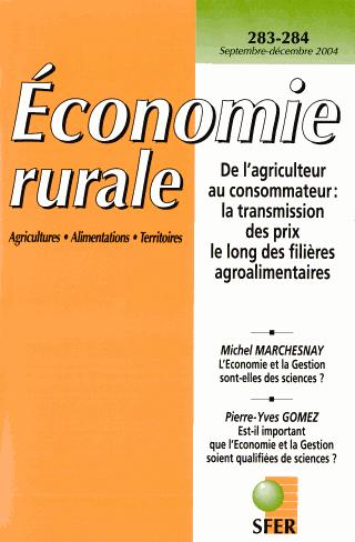 Calendrier Facteur Combien Donner.Les Facteurs Qui Determinent La Conjoncture Agricole Persee