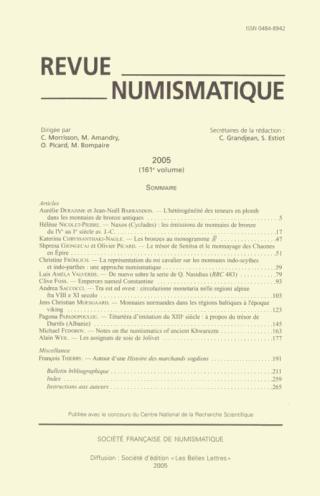 La Monnaie de Rodez (IIème partie) : l'organisation et le