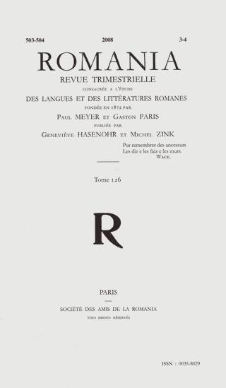 Charles Dorléans Poète Anglais Persée