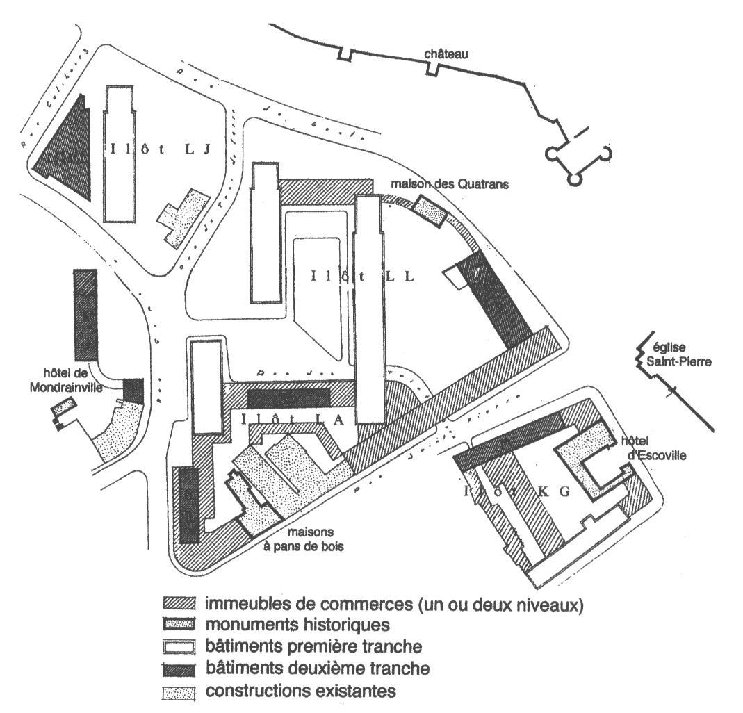 La Reconstruction De L U0026 39 H U00f4tel D U0026 39 Escoville Apr U00e8s 1944