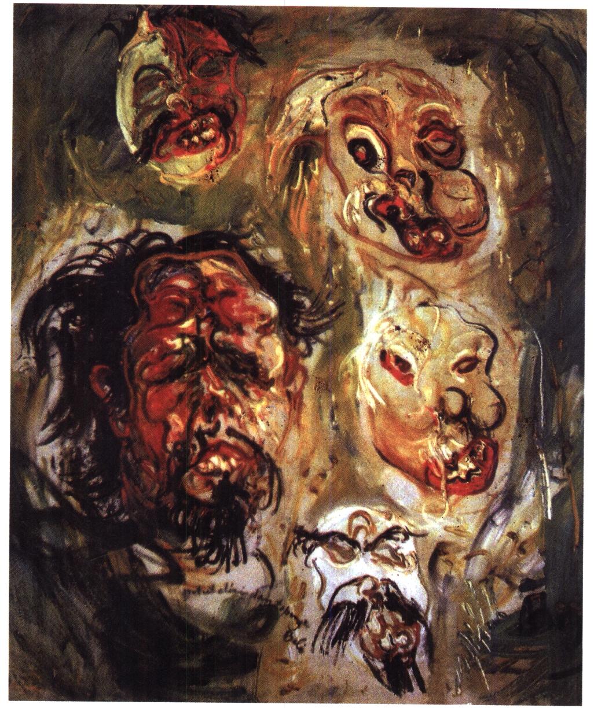 Le portrait du peintre au miroir de la nation pers e for Le miroir 71