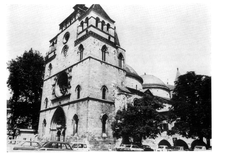 La cath drale saint tienne de cahors architecture et sculpture dixi me colloque international - Cathedrale saint etienne de cahors ...