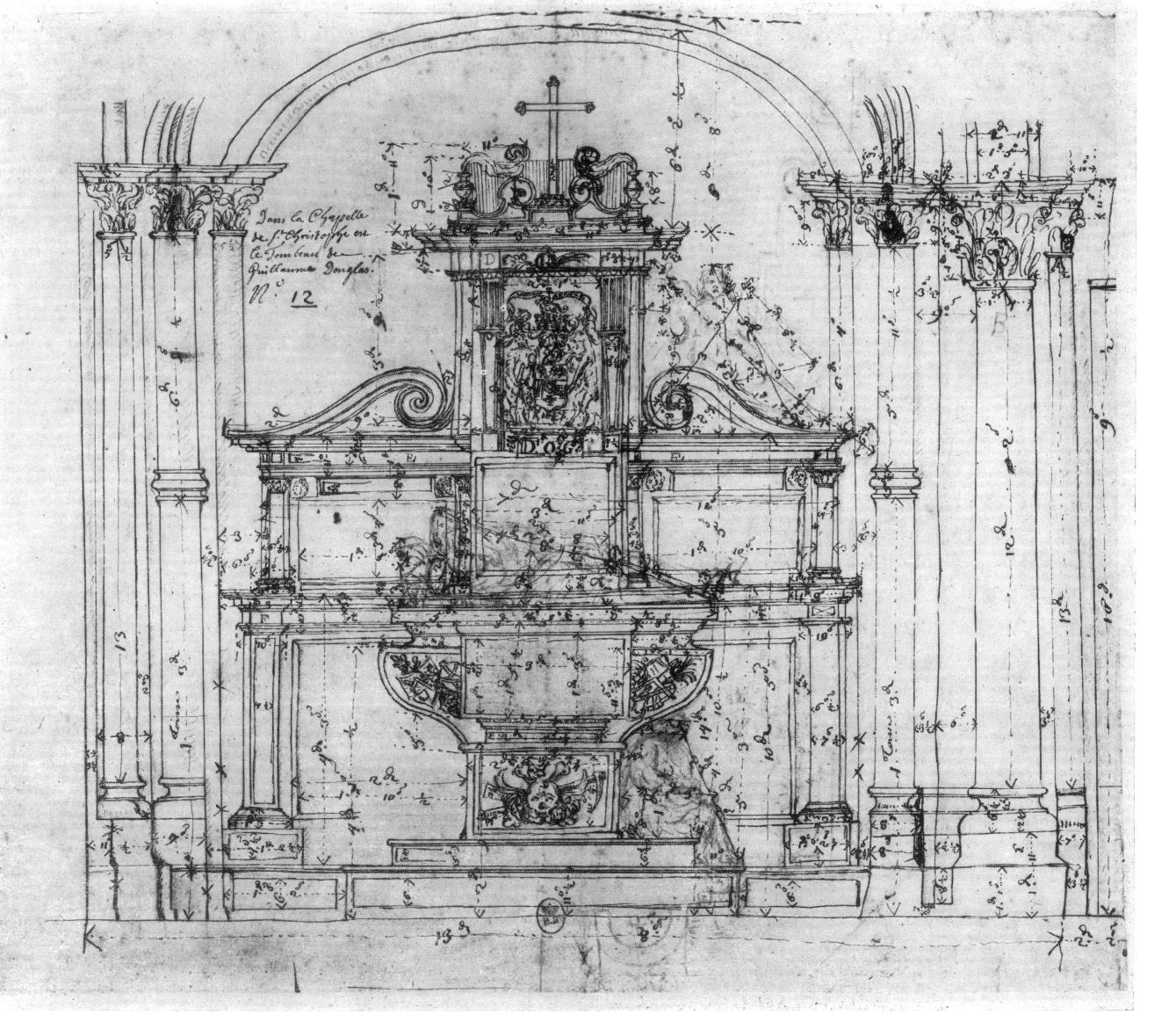 La Cathédrale Saint-Etienne De Sens : Le Parti Du Premier