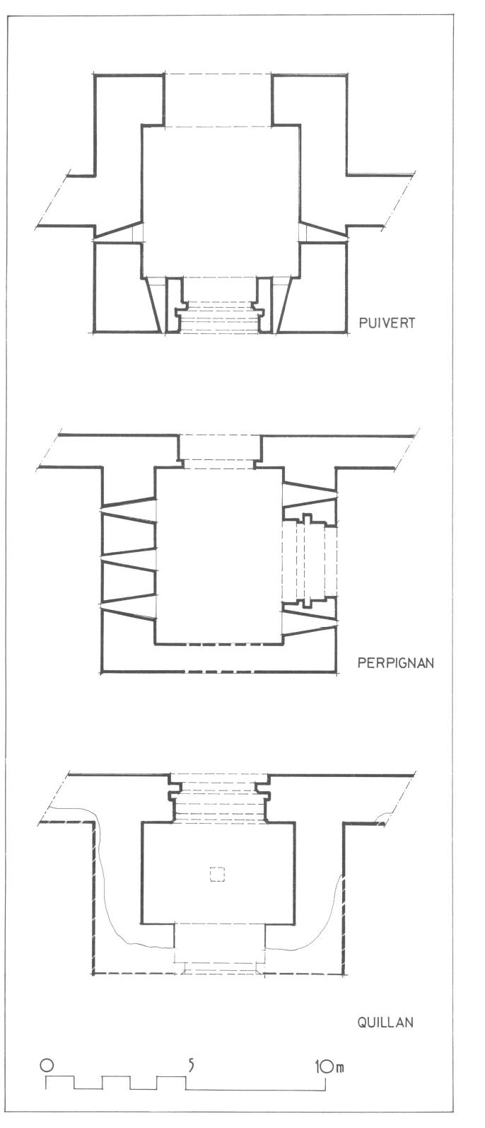 essai sur le ch teau de quillan pers e. Black Bedroom Furniture Sets. Home Design Ideas