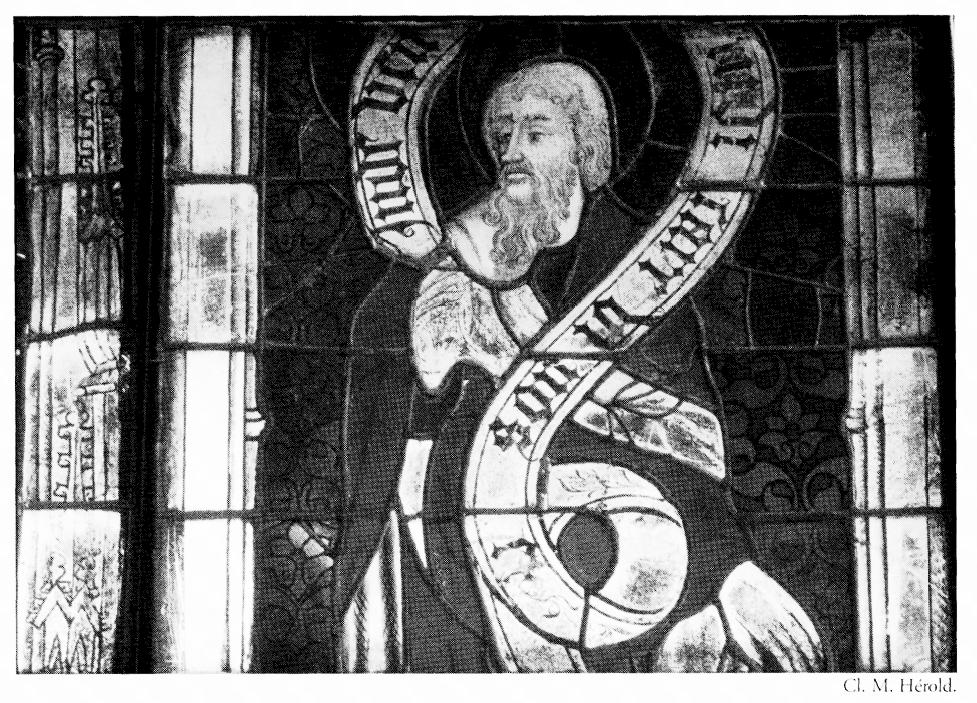 les vitraux du bras nord du transept de la cath drale du mans et les relations franco anglaises. Black Bedroom Furniture Sets. Home Design Ideas