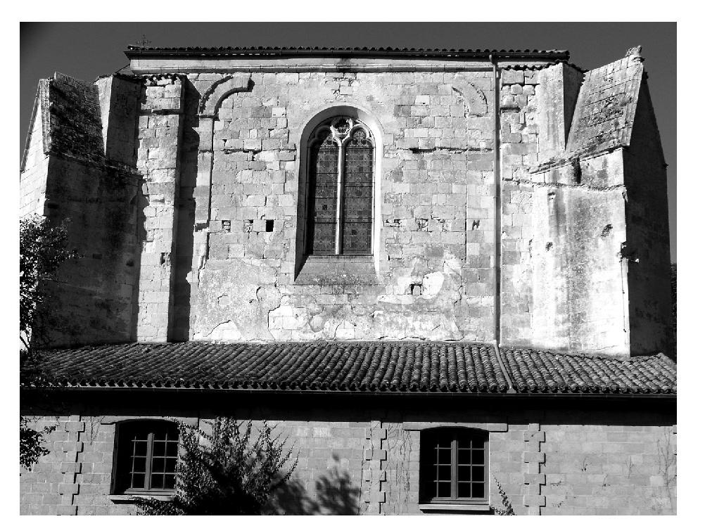 L ancienne glise abbatiale de saint jean d ang ly et sa place dans l architecture gothique pers e - Chevet architectuur ...