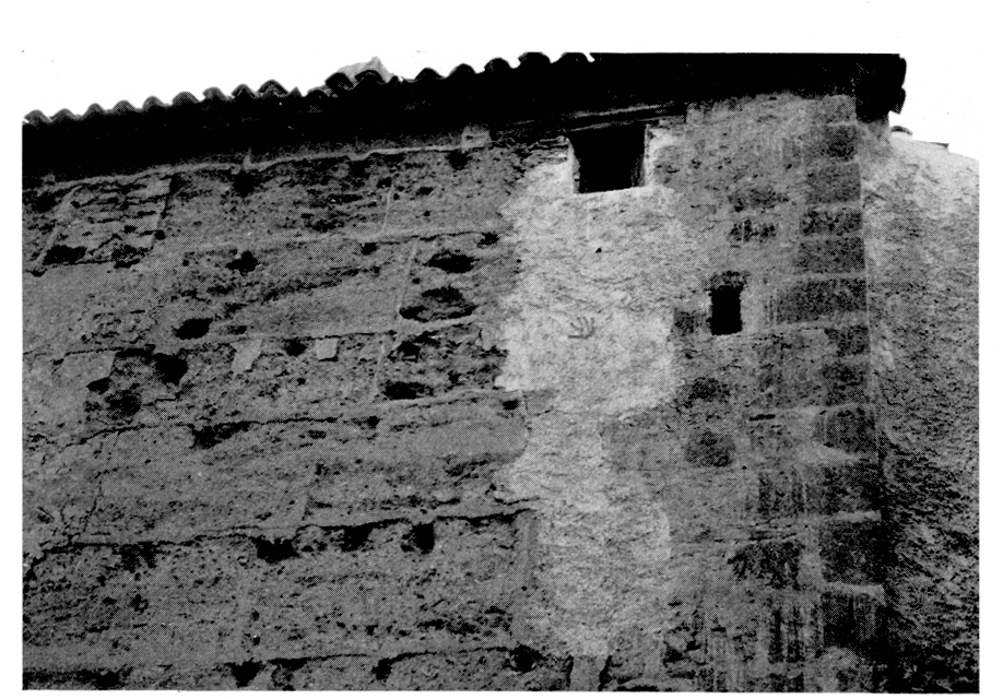 L 39 habitat rural d 39 andalousie orientale quelle tradition pers e - Casa rural tahal ...