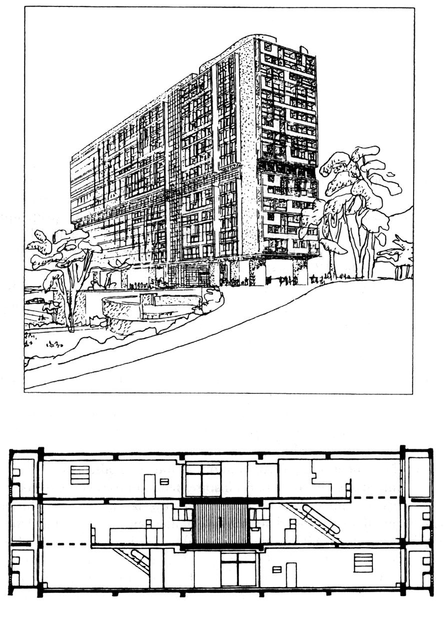 Architectes et sociologues des hommes de bonne volont for Architecte chambre de bonne