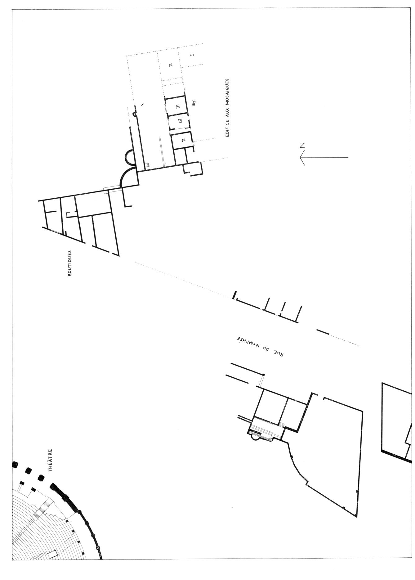 Remarques sur les mosa ques de vaison la romaine ii pers e - Ciment romain composition ...