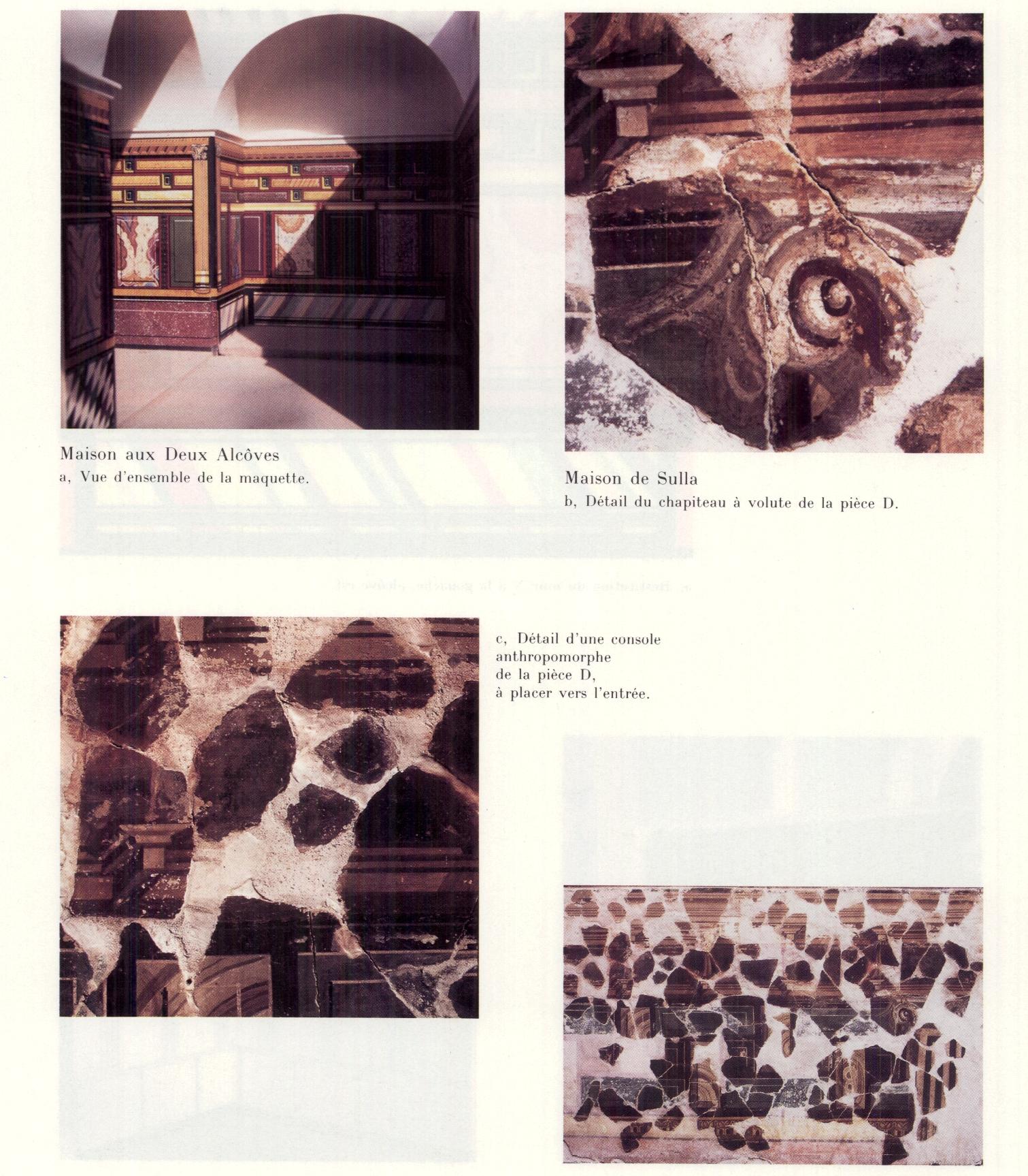 Coyk: Les Peintures De Glanum : Une Relecture