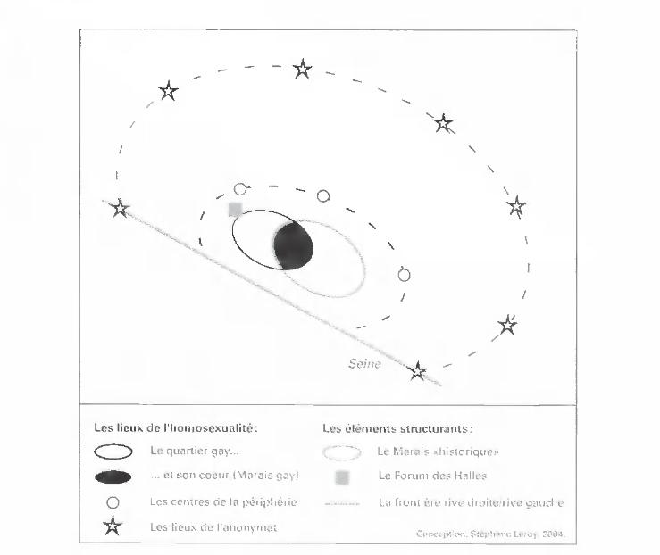 Eléments pour une géographie de l homosexualité article Stéphane Leroy