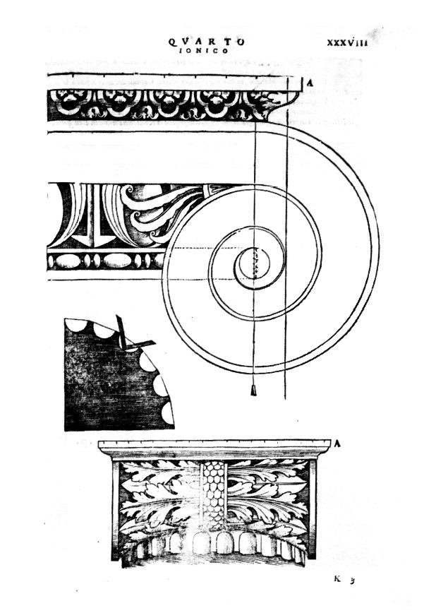 un trait in dit sur les ordres d 39 architecture pers e. Black Bedroom Furniture Sets. Home Design Ideas