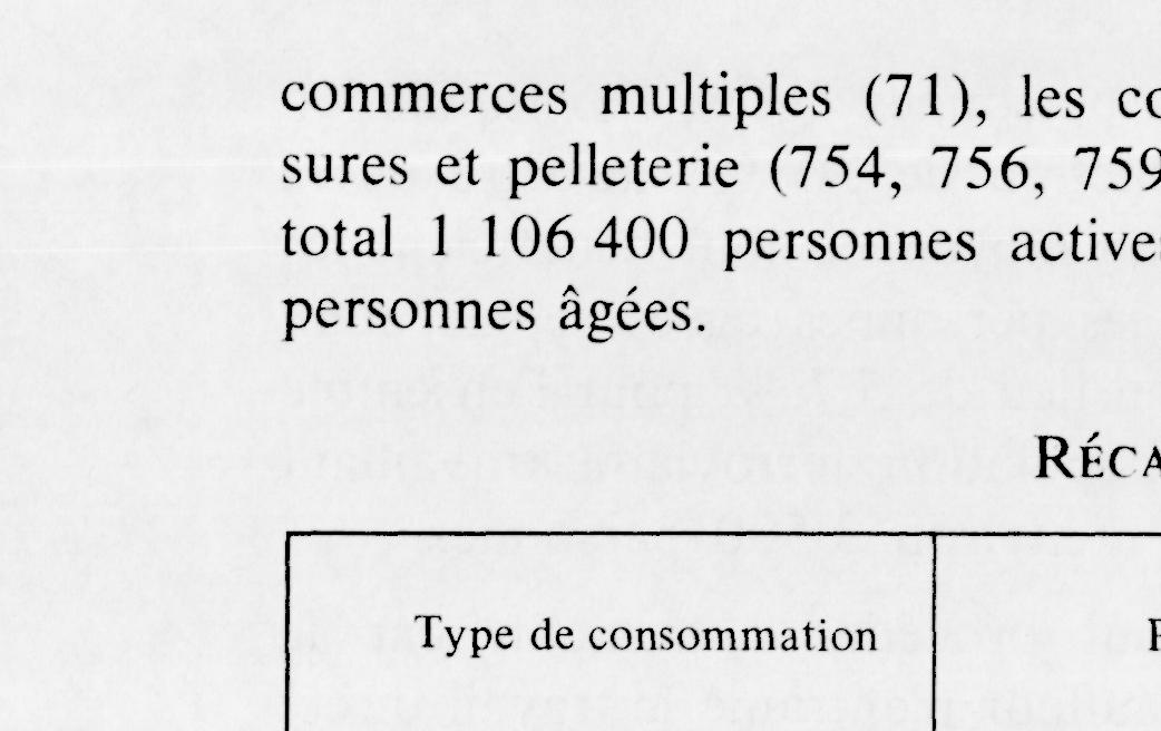 la consommation des personnes g es et sa contrepartie en population active pers e. Black Bedroom Furniture Sets. Home Design Ideas