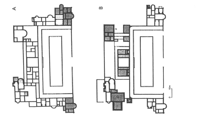 habitat de l u0026 39 antiquit u00e9 tardive