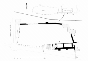 Indre et loire chinon le fort saint georges pers e - Garage blanchard saint georges sur loire ...