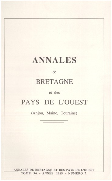 Paysages Miniers En Anjou Rflexions Et Application Au Paysage Du