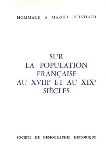 Croissance Demographique Regionale Dans Le Bassin Parisien Au Xviiie