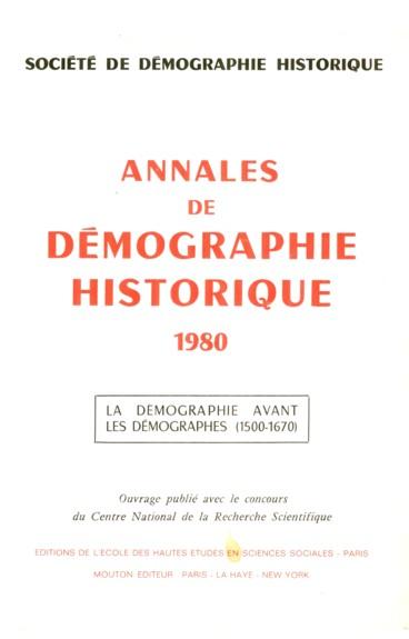 b3c185544c58fc La Réunion, des origines à 1766   étude démographique - Persée