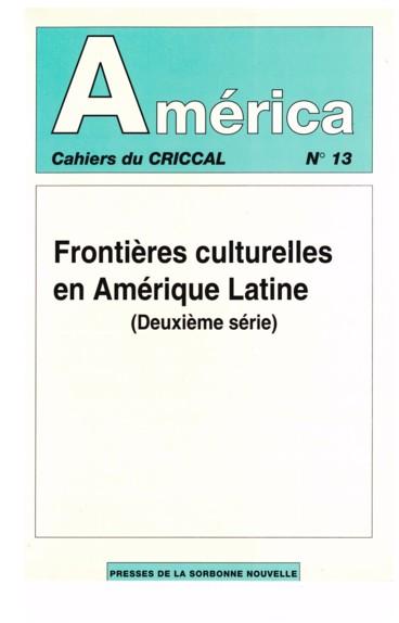 rencontres cultures en Amérique
