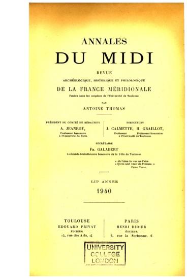 Ii Le Romantisme Et Les Pyrénées à Propos D Un Livre Récent