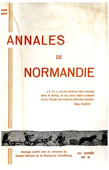 de1cd0874677f1 Bibliographie normande 1981 - Persée
