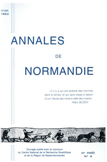 Lessor de la construction monastique en Normandie au XIe siècle : mécénat, matériaux et moines-architectes