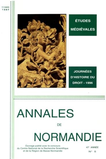 Les Statuts des Tanneurs de Saint-Lô 1476
