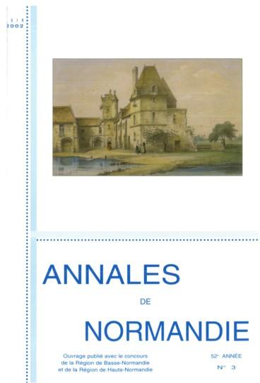 Un contentieux domanial dans la plaine de Caen au XVIIIe siècle
