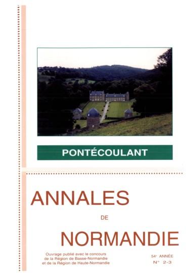 Les paysages de Pontécoulant