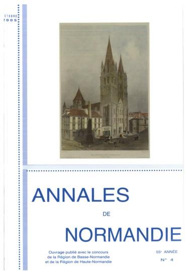 Un nouveau cartulaire normand publié : Julie Fontanel, Le Cartulaire du chapitre cathedral de Coutances. Étude et édition critique