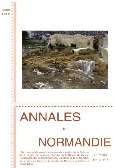 Les dédicaces déglises paroissiales en Normandie : vers une approche historiographique renouvelée