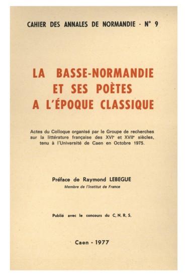 Les satires de Vauquelin de la Fresnaye