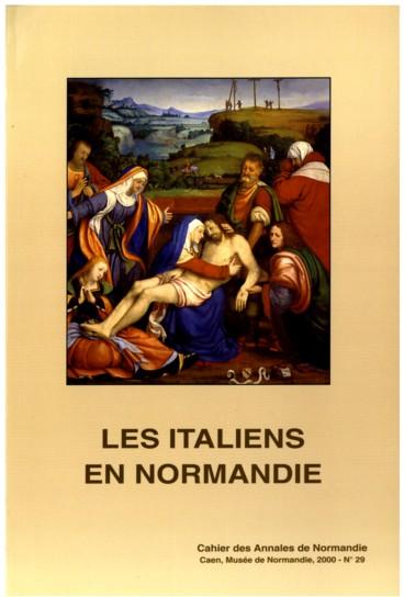 Table des matières    Cahier des Annales de Normandie