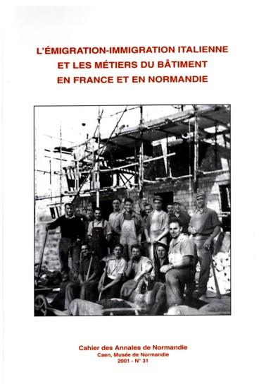 Les Italiens Et Le Btp Francais Du Debut Des Annees 1860 A La Fin
