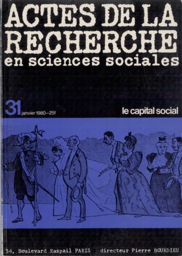 Le Capital Social Persee