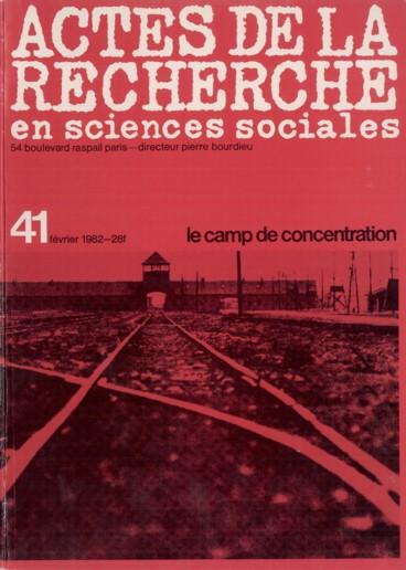 Survivre Dans Un Camp De Concentration Persée