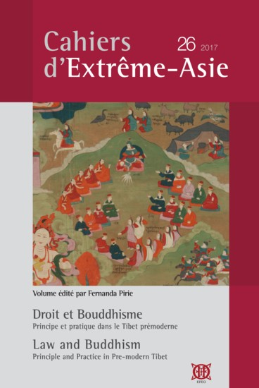 Law and the Gesar Epic - Persée