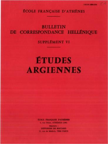 Capodistrias Et La Planification D Argos 1828 1832 Persee