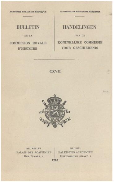 De tekst van de constituties der Kruisheren van 1248 - Persée