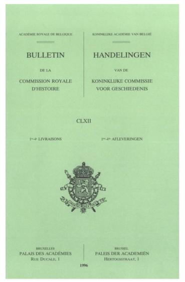 Documenten betreffende de geschiedenis van de Vlaamse en