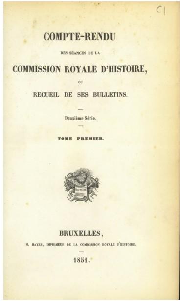I. La retraite de Charles-Quint, analyse d\'un manuscrit espagnol ...