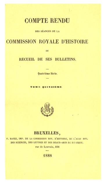 Séance du 2 juillet 1888