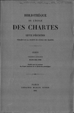 Auguste PELZER. Abréviations latines médiévale 1ed005dcf26d