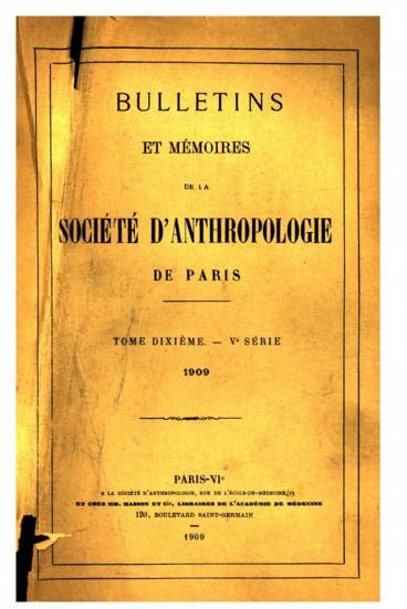 886e séance. — 27 Mai 1909