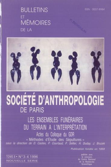 Jean Dastugue    Bulletins et Mémoires de la Société d'anthropologie de Paris