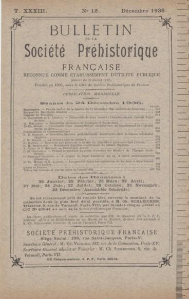 La Pierre Levée de Poitiers