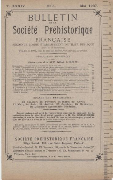 Le Campignien aux environs de Mantes-Gassicourt S.-et-O.