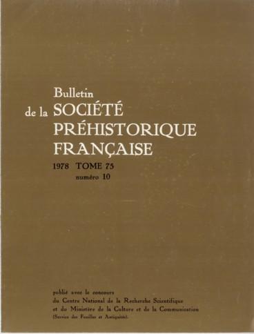 LAge du Bronze français au Peabody Museum