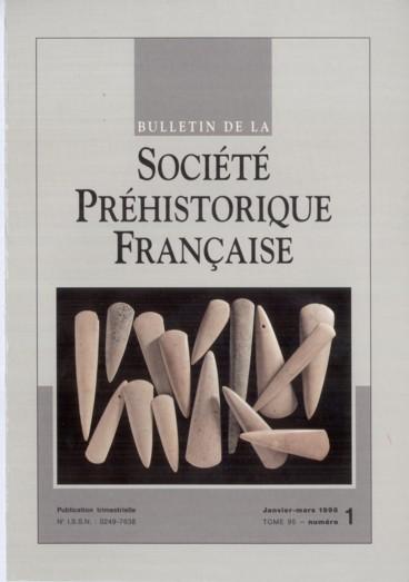 Calendrier    Bulletin de la Société préhistorique française