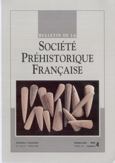 Le vase rhénan de Passy-sur-Yonne : attribution chronologique - synchronismes